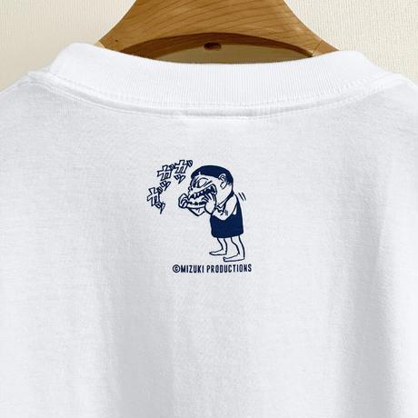 〔予約販売2021年10月下旬〜11月上旬発送予定〕[YokaiShop限定Ver]ゲゲゲの鬼太郎  猫娘 T-Shirts Color  ホワイト