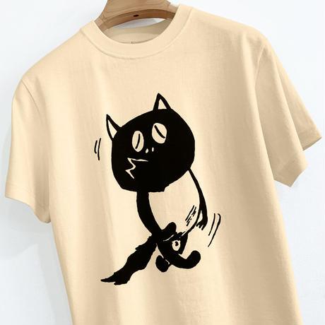 〔予約販売2021年10月下旬〜11月上旬発送予定〕河童の三平 分っちゃいるけど T-Shirts Color  オレンジクリーム