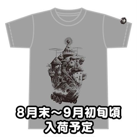 [YokaiShop限定Ver]悪魔くん 見えない学校 T-Shirts Color  グレー 〔8月末〜9月初旬頃入荷予定〕