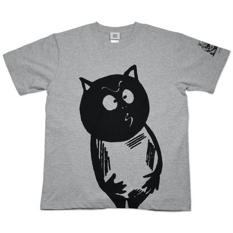 b3609278d49 河童の三平 刑部狸 T-Shirts Color グレー | Yokai-Shop