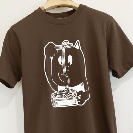 〔予約販売2021年10月下旬〜11月上旬発送予定〕河童の三平 おいくえよ T-Shirts Color こげ茶