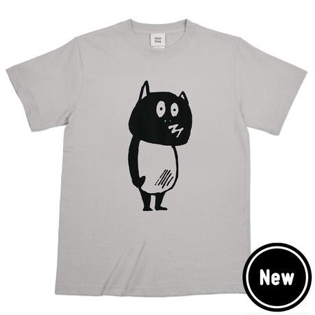 〔予約販売2021年6月下旬〜7月上旬発送予定〕河童の三平 いつかえる T-Shirts Color  ライトグレー