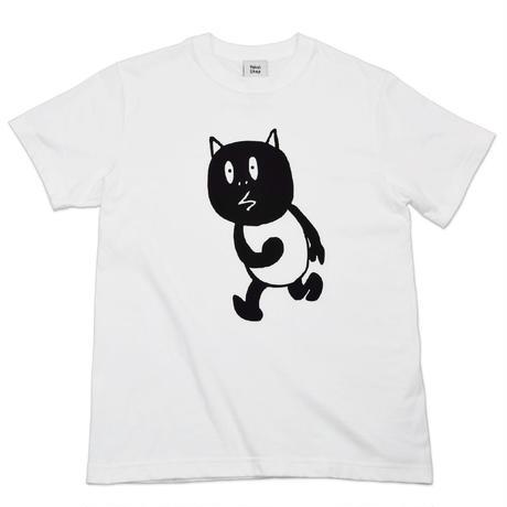 〔予約販売2021年5月下旬〜6月上旬発送予定〕河童の三平 どうしたい T-Shirts Color  ホワイト