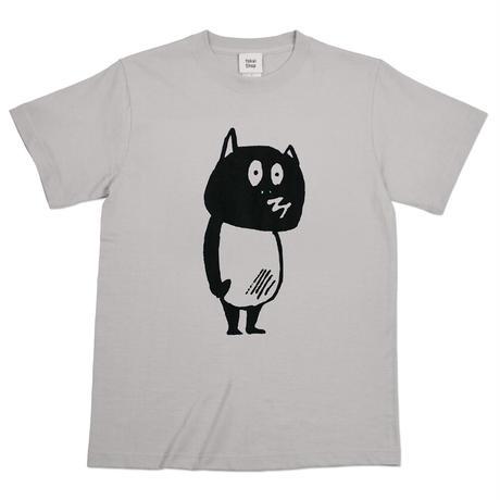 〔予約販売2021年10月下旬〜11月上旬発送予定〕河童の三平 いつかえる T-Shirts Color  ライトグレー
