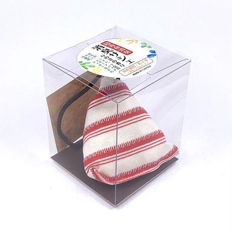 【超寿命消臭】天然消臭サシェ カラー:赤(消臭効果:約1年)