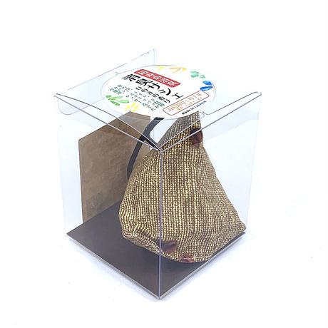 【超寿命消臭】天然消臭サシェ カラー:茶(消臭効果:約1年)