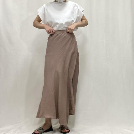 Linen wrap skirt  [2601904]