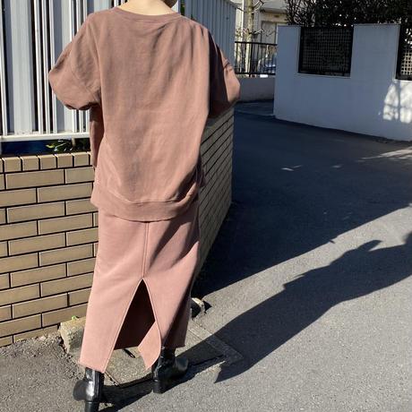 32/10裏起毛_バイオウォッシュ_ムジペンシルSK [2609705]