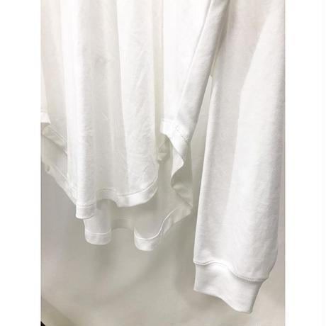 Cotton smooth BIG slit LS [2601721]