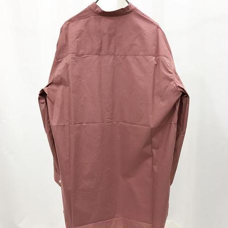 Band collar shirts [2609911]