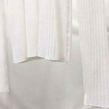 Mockneck rib knit [2611813]