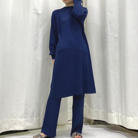 Rib knit dress [2611815]