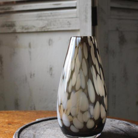 ≪nd-gl-dv-br≫ Nordal deco vase / brown  H17cm