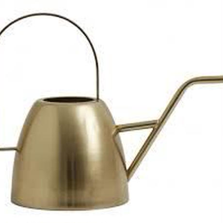 ≪nd-brs-ptchr≫ Nordal Watering pitcher / brushed brass