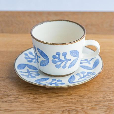 かとうようこ 陶作品「コーヒーカップ・実」