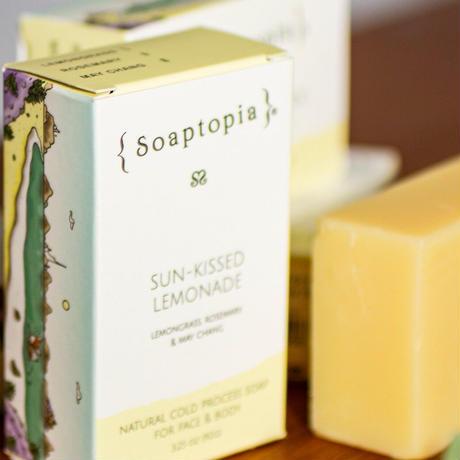 Bar Soap Sun Kissed Lemonade ; 3333339829859
