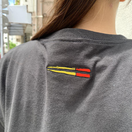 OKINAWASOBA EIBUN オリジナルTシャツ【BIG LOGO】