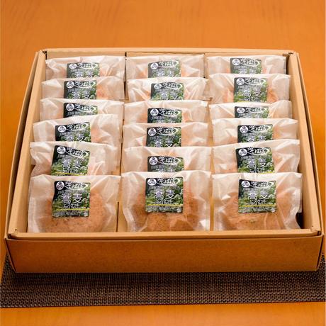 石臼挽き蕎麦ビスケット〈6個入り〉