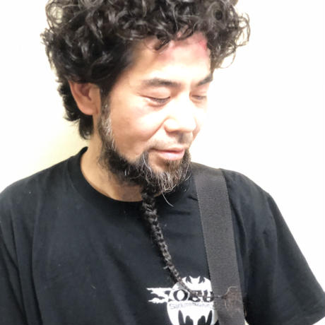 """""""FROM FAR EAST"""" Tシャツ -BLACK-"""
