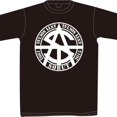 """""""ANTI SOCIAL""""Tシャツ"""