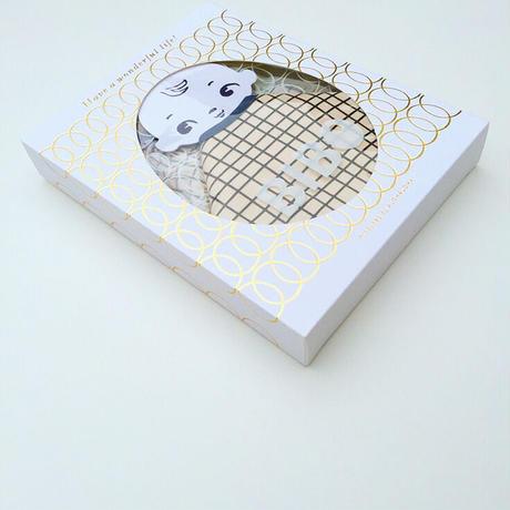 【ビボ&ヒポ GIFT BOX】BH-10010WH