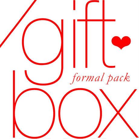 【フォーマルパック GIFT BOX】GB-10010