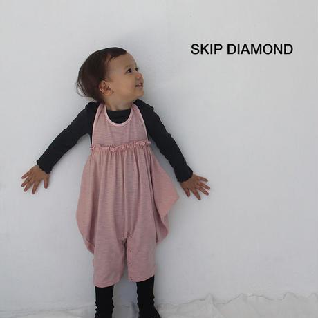 【ビブパ ソリッドラインSKIP DIAMOND】B-301