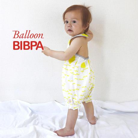【バルーンビブパBALLOON&CLOUD】B-521