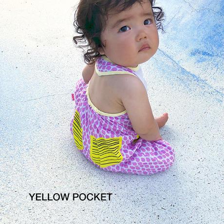 【 ビブパ クローゼット YELLOW POCKET】B-CL01
