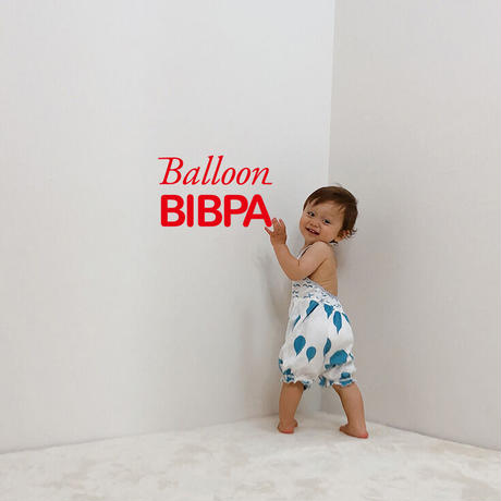 【バルーンビブパCLOUD&BALLOON】B-522