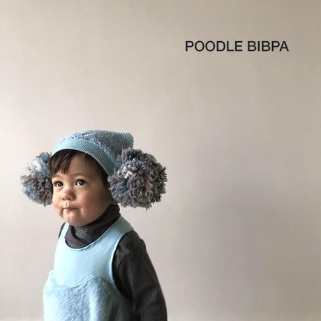 【ビブパ ソリッドライン POODLE BIBPA】B-801-B(ボディのみ/キャップ別売)