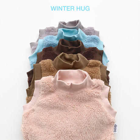 【ビブシィフルバックWINTER HUG】BS-18010