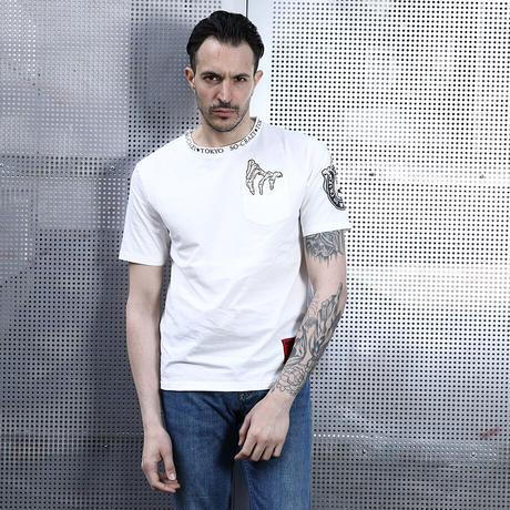 タバコを入れたくてTシャツ(2色)※SOT-0011