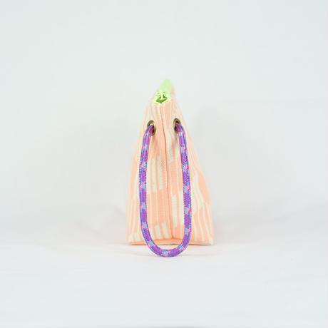【MIKAMI】帆布ポーチ 大 Z128     アローピンク