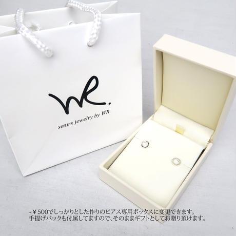 ピアス&ネックレス専用 ギフトボックス (手さげバック付き)