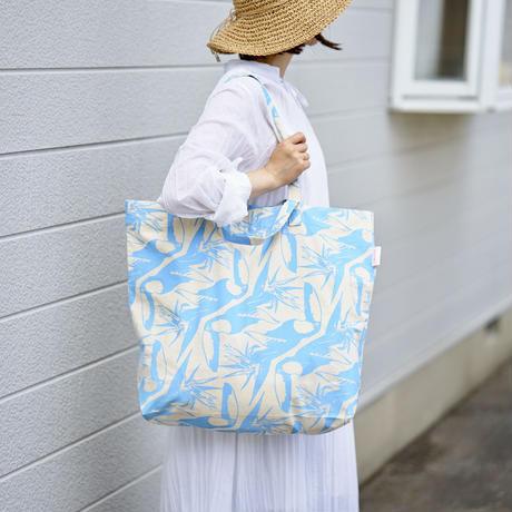 【MIKAMI】帆布ショッピングバッグ Z042 ジーンズフウ