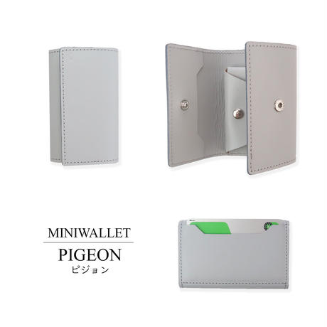 MINI WALLET/PIGEON.GA