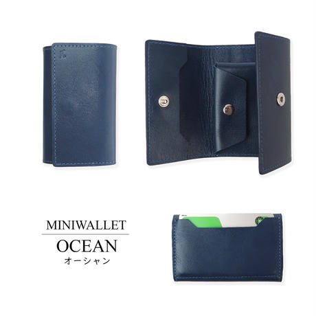 MINI WALLET/OCEAN.BL