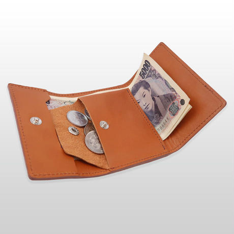 MINI WALLET/CAMEL