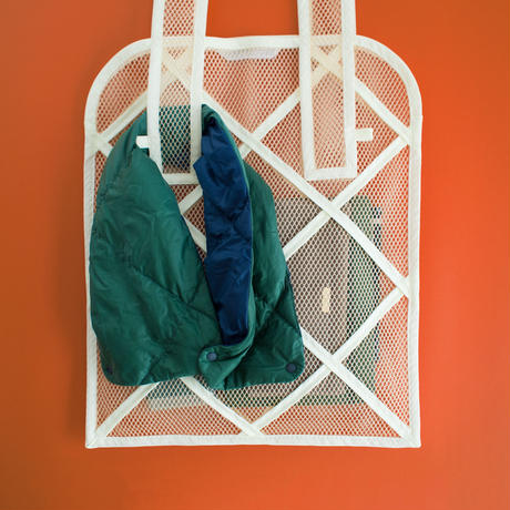 WINDOW TOTE BAG -Gold