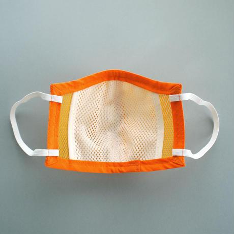 WASHABLE FACE MASK -Orange
