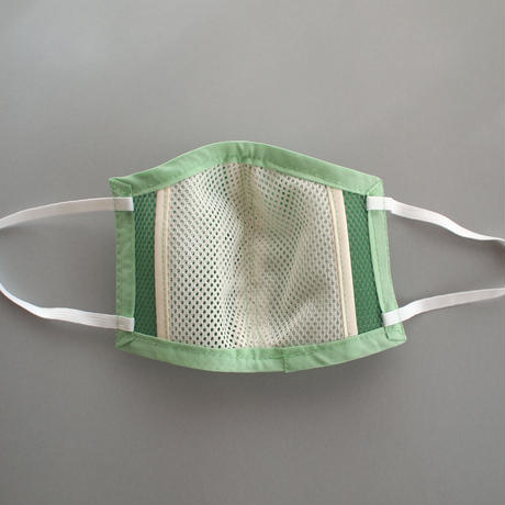 WASHABLE FACE MASK -Leaf green