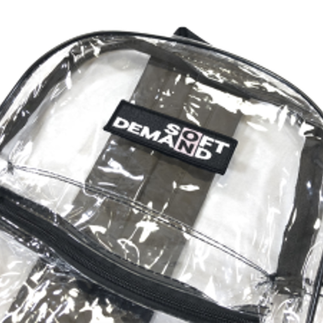 SOD Clear  Ruck Sack feat.SOXSOCKS