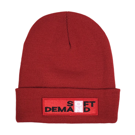 SOD KNIT CAP feat.SOXSOCKS  RED