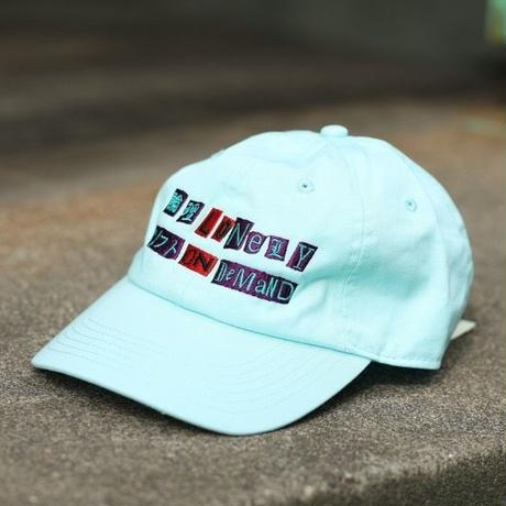 LONELY/論理 ANARCHY S.O.D LOGO CAP -sax-