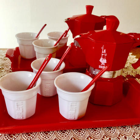 MOKA EXPRESS 3 cup用             エスプレッソ コーヒー粉250g×2 プレゼント!
