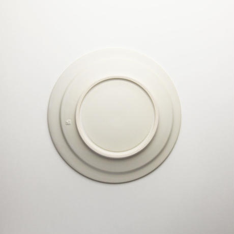 no./p017 asymmetry rim plate (約18cm)