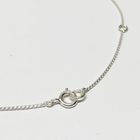 Norme necklace (Slim) / Silver925
