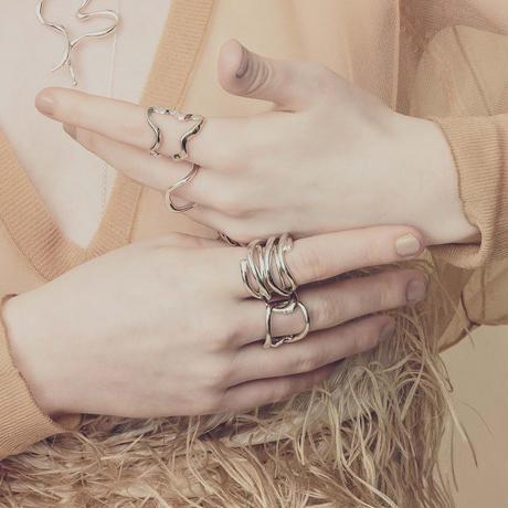 Plant fork ring
