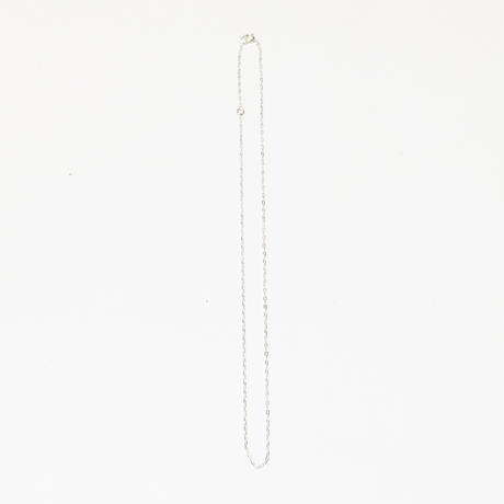 Norme necklace (Bold) / Silver925
